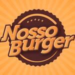 Logotipo Nosso Burger.