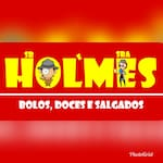 Logotipo Sr e Sra Holmes