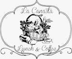 Logotipo La Canasta Lunch y Coffee