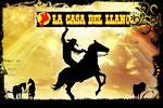 Logotipo La Casa Del  LLano