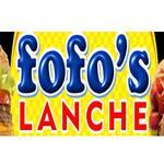 Logotipo Fofos Lanche