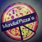Logotipo Mundial Pizzas