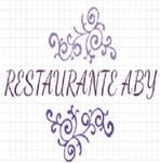 Logotipo Restaurante Aby