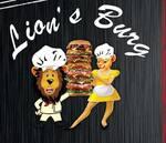 Logotipo Lion's Burg Botequim Lion's