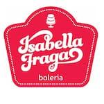 Logotipo Isabella Fraga Boleria
