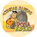 Logotipo Roca Burguer
