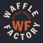 Logotipo Waffle Factory