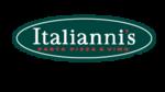 Logotipo Italianni's Suc. Las Antenas