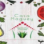 Logotipo Casa Maguey