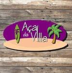 Logotipo Açaí da Villa Jaraguá