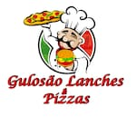 Logotipo Gulosão Lanches & Pizzas