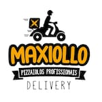 Logotipo Maxiollo Pizzas