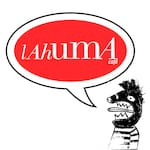 Logotipo Lahuma Burritos & Delis