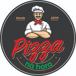 Logotipo Pizza na Hora