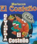 Logotipo Mariscos y Carnes el Costeño