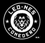 Logotipo Leo nes Comedero