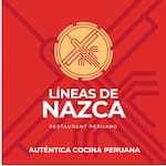 Logotipo Restaurant Peruano Líneas de Nazca