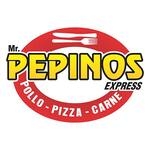 Logotipo Mr Pepinos Express