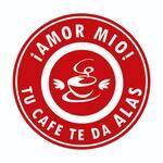 Logotipo Amor Mío Cafetería