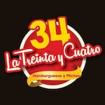 Logotipo La 34 Jochos Y Miches