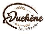 Logotipo Duchene Pan Café y Más