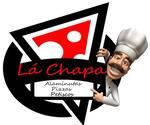 Logotipo Lá Chapa Delivery