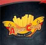 Logotipo Alitas Crazy