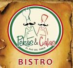 Logotipo Pekas y Calas Bistro