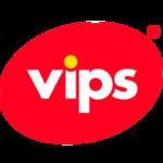 Logotipo Vips Izazaga