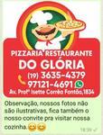 Logotipo Pizzaria e Restaurante do Glória