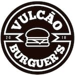 Logotipo Vulcão Burguer's