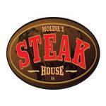 Logotipo Molinas Steak House