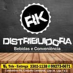 Logotipo RK Distrib. de bebidas e Conveniência