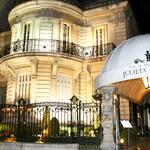 Logotipo Casa Julieta de Serpa