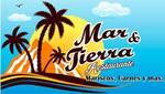 Logotipo Mariscos mar y tierra Apodaca