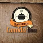 Logotipo Comida Boa