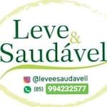 "Logotipo '' Leve  & Saudável """