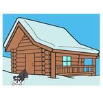 Logotipo La Cabaña de Sam