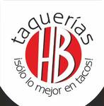 Logotipo Taquerias HB