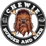 Logotipo Chewie Burger And Beer