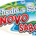 Logotipo Picole e Sorvete Novo Sabor