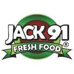 Logotipo Jack 91 Fresh Food Suc. Plaza las Torres