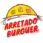 Logotipo Arretado Burguer Torre