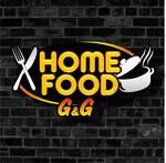 Logotipo Home Food G & G