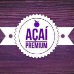 Logotipo Açaí Premium Cg
