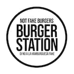 Logotipo Burger Station