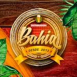 Logotipo Restaurante e Distribuidora Bahia