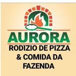 Logotipo Aurora Restaurante e Pizzaria