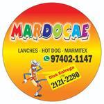 Logotipo Mardocae Hot Dog Lanches e Assados