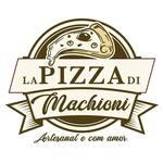 Logotipo La Pizza Di Machioni